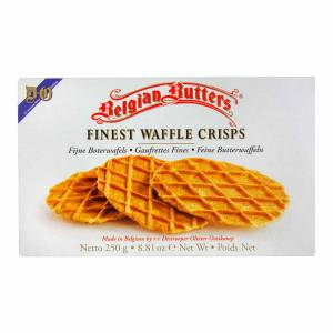 BB finest waffle crisps 250g