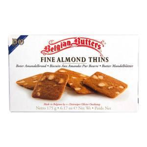 BB fine almond thins 175g